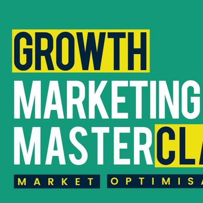Growth Marketing - Market Optimisation (powered by RekaScape)