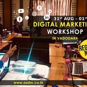 2 Days Advance Digital Marketing Workshop
