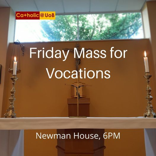 Friday Mass for Vocations   Event in Birmingham   AllEvents.in
