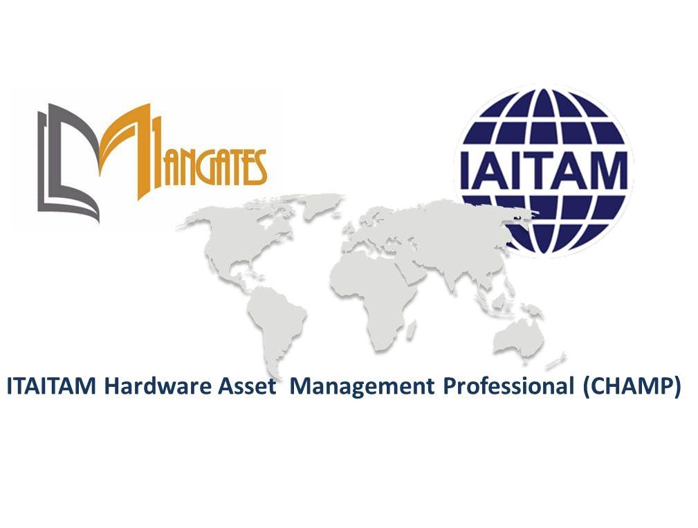 ITAITAM Hardware Asset Management Professional(CHAMP) 2 Days Training in Kuwait City