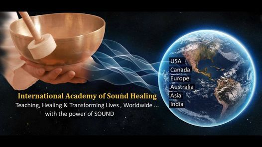 IASH Online Advanced Level 1 Singing Bowls Sound Healing & Training Workshop, USA, 20 May | Online Event