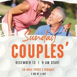 Sunday Couples - December