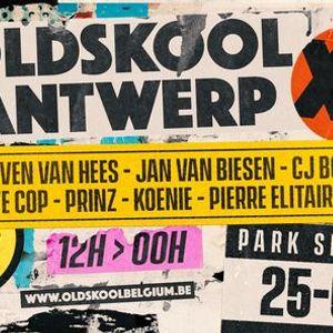 Oldskool Antwerp XL- LAST 300 TICKETS