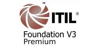 ITIL V3 Foundation  Premium 3 Days Training in Sydney