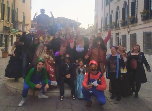 Carnevale Hash #109, 27 February | Event in Venice | AllEvents.in