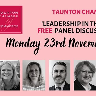 Leadership in the Face of Adversity - Expert Panel Discussion Event