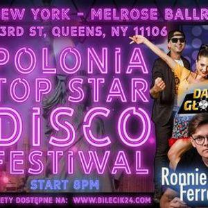 Top Star Disco Festiwal - New York