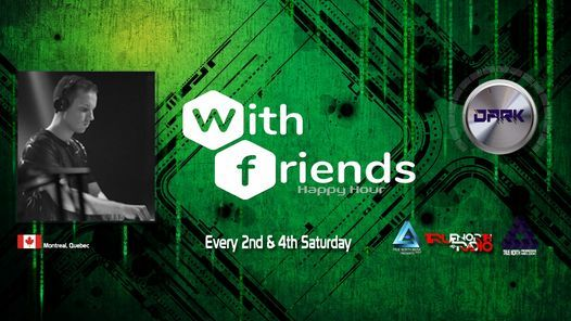 Withfriends' Happy Hour, 24 April | Event in Edmonton | AllEvents.in