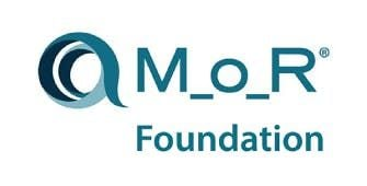 Management Of Risk Foundation (M_o_R) 2 Days Training in Los Angeles CA