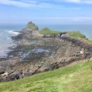 The Worms Head  A Tidal Adventure