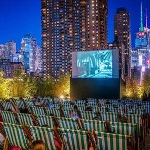 Rooftop Movie Musicals