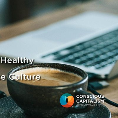 Conscious Coffee Creating & Fostering a Healthy & Meaningful Workplace