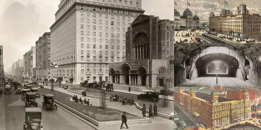 'Lost Lower Park Avenue: History of New York's Famed Thoroughfare' Webinar, 12 August   Online Event   AllEvents.in
