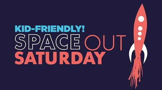 Space Out Saturday National Aviation Day