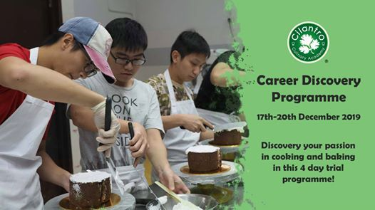 4-Days Career Discovery Programme