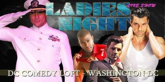 Ladies Night Out SHOW - Washington DC, 15 October   Event in Washington D.C.   AllEvents.in