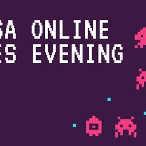 PARSA Online Games Evening