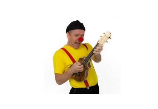Musik og ggl med Michael Back og Aktivitetsjonglrerne