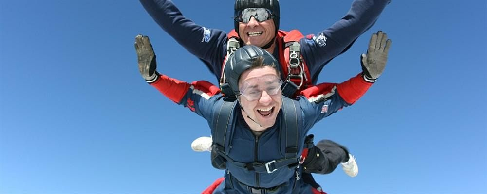 Tandem Sky Dive - Jump for Noah's Ark Children's Hospice | Event in Brackley | AllEvents.in