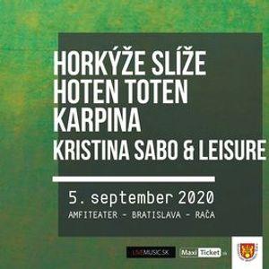 Horke sle Hoten Toten Karpina  Bratislava
