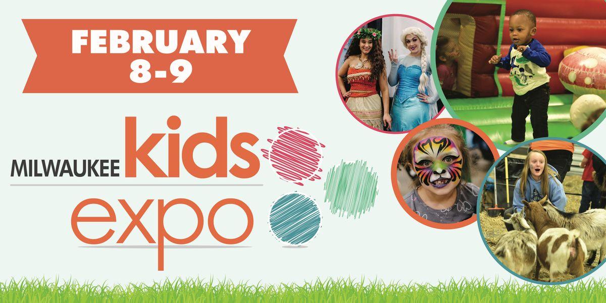 2020 Wi State Fair.Milwaukee Kids Expo 2020