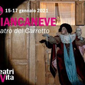 Biancaneve Teatro del Carretto a Bologna