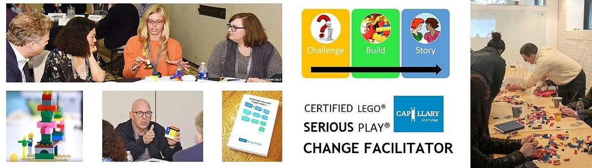 Certified Lego® Serious Play® Change Facilitator (Toronto), 29 November   Event in Toronto   AllEvents.in