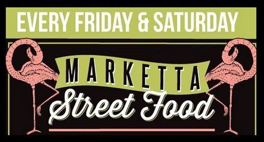 Marketta Street Food  LIVE Music - Taylor