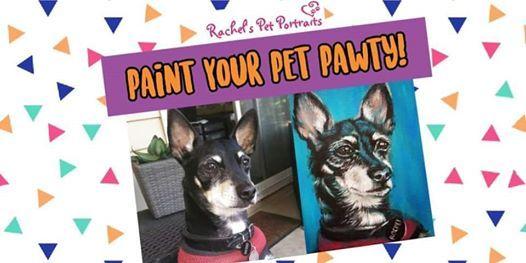 Paint Your Pet Pawty