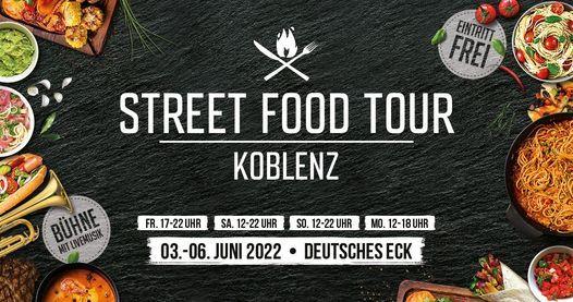 Street Food Tour Koblenz - Deutsches Eck, 21 May   Event in Koblenz   AllEvents.in