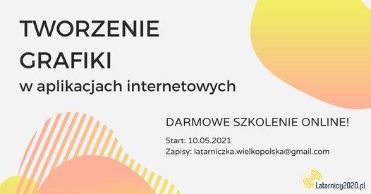 Jak tworzyć grafikę online - darmowe szkolenie!   Event in Poznan   AllEvents.in