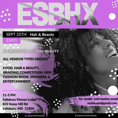 Eastern Shore Hair and Beauty Expo