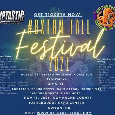 1st Annual BXTRM Festival 2021