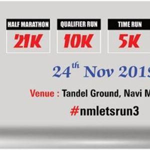 Navi Mumbai Lets Run-Season 3
