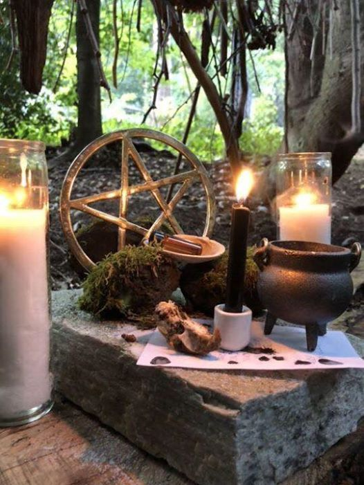 Wicca workshop: Working w/ the natural magick of Mother