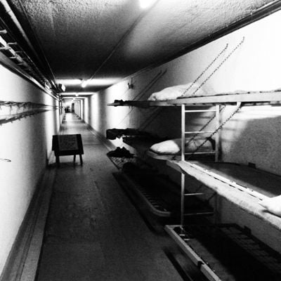 KELVEDON HATCH BUNKER GHOST HUNT BRENTWOOD ESSEX with Haunting Nights