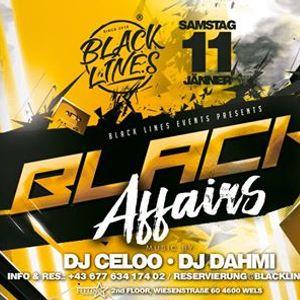 BLACK AFFAIRS BLACKLINES EVENTS