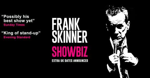 Frank Skinner - Showbiz, 9 July | Event in Poole | AllEvents.in