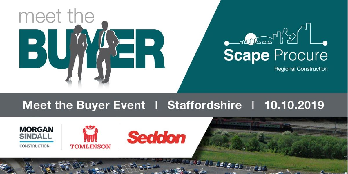 Scape Meet the Buyer Event at bet365 Stadium, Stoke-on-Trent
