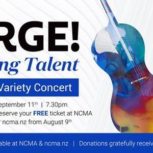 CANCELLED EMERGE Rising Talent