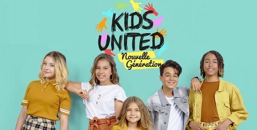 Kids United Nouvelle Génération • Brest Arena • 03/10/2021, 3 October | Event in Brest | AllEvents.in