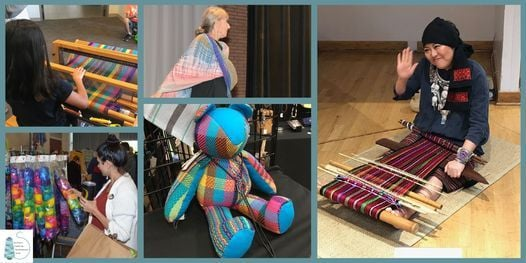 Weaving and Fiber Festival (WeFF): IT'S BACK!!!!, 26 September | Event in Torrance | AllEvents.in