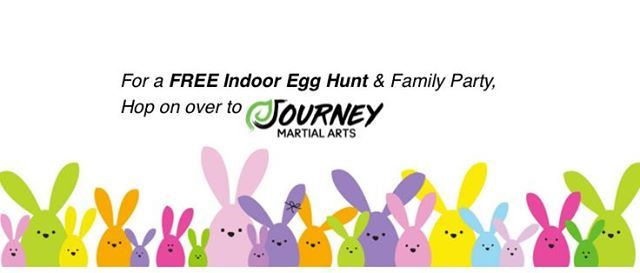 Indoor Egg Hunt Family Party- FREE