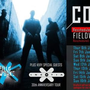 Covenant - Fieldworks 2021 UK Tour