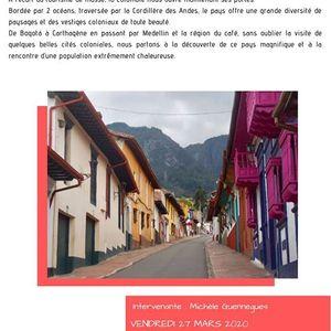 Le Monde en Images  Colombie