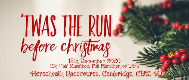 T'was the run before Christmas, 13 December | Event in Cambridge | AllEvents.in