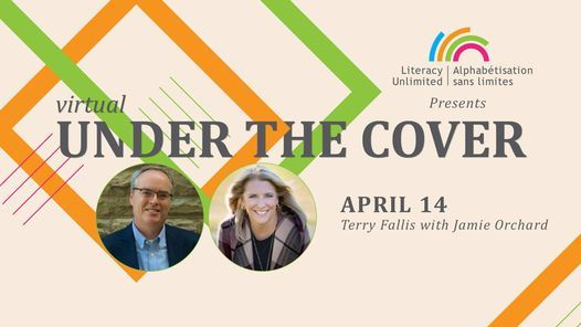 Under the Cover with Terry Fallis and Jamie Orchard - $25, 14 April | Event in Montreal | AllEvents.in