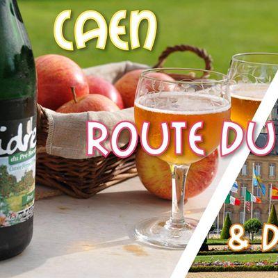 Caen Beuvron-en-Auge Route du Cidre & Dgustations 299