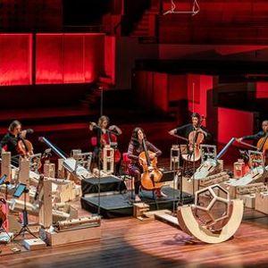 Maxim Shalygin - Cello Octet Amsterdam & Maya Fridman