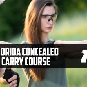 Concealed Carry Class - Daytona Beach FL - Only 39.99